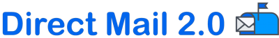 Direct-Mail-2.0 for Small Business Local Marketing