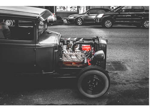 customize your local marketing like a hot-rod
