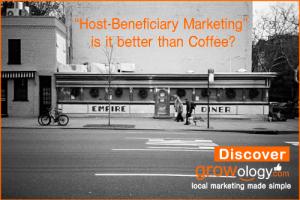 Host-Beneficiary Marketing