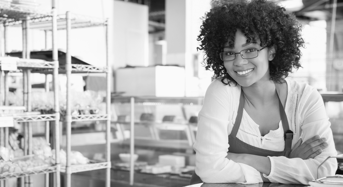 Small Business Owner loves having Local Marketing Done For her