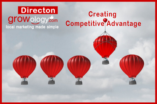 How Creating Competitive Advantage improves rate of Small Business Growth