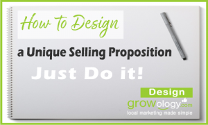 How to Design a Unique Selling Proposition