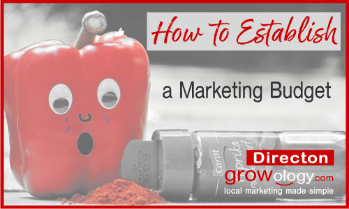 How to Establish a Local Marketing Budget Stuart Port St Lucie Vero Beach FL